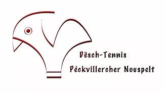Logo Dësch-Tennis Péckvillercher Nouspelt