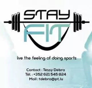 Stay Fit Logo