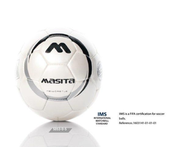 Masita Newcastle ball