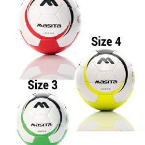 Masita Leeds training balls