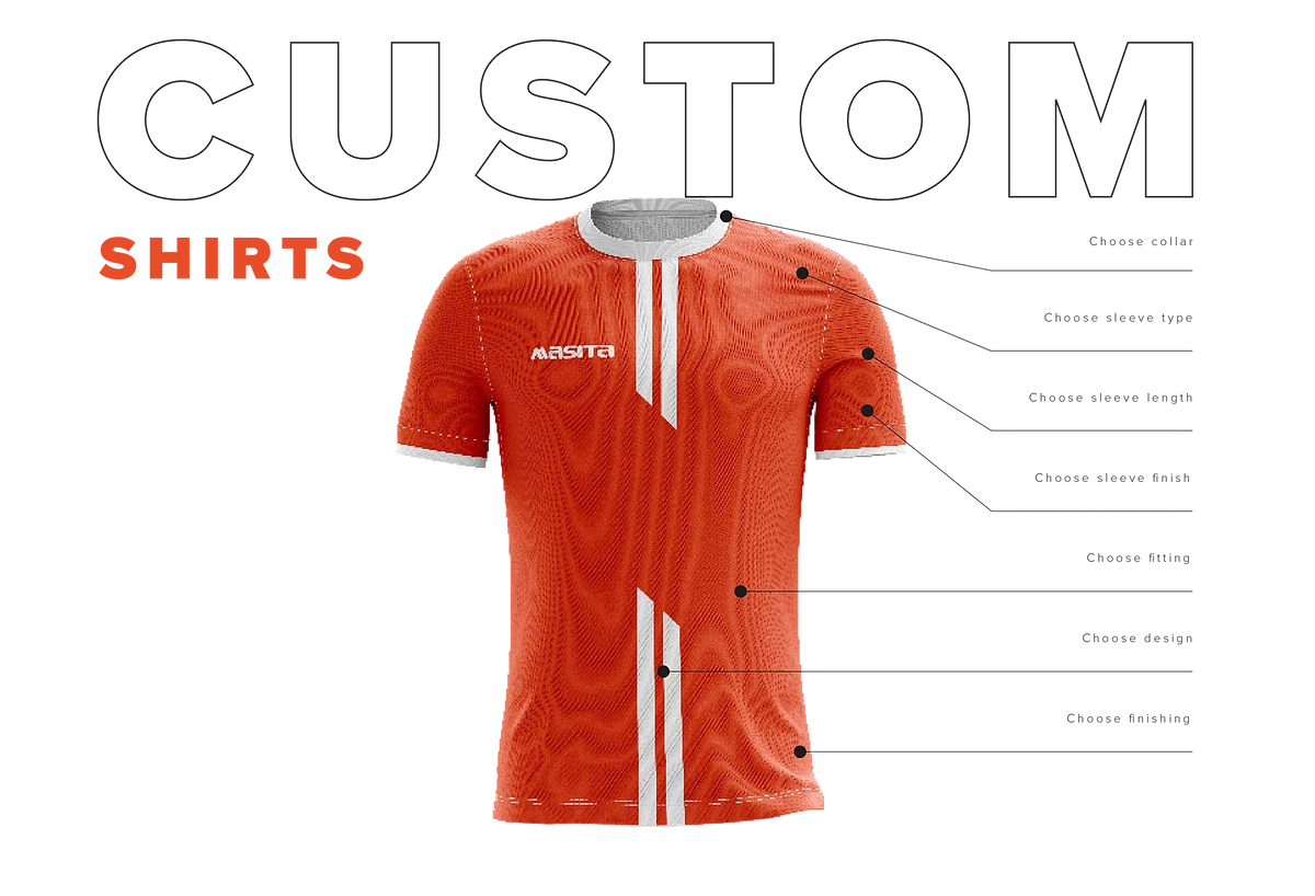 Masita customizable Sport Jersey