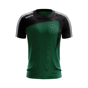 Masita Forza Collection Shirt Schwarz Grun