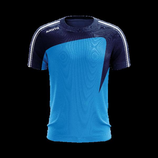 Masita Forza Collection Shirt Marine Sky Blau