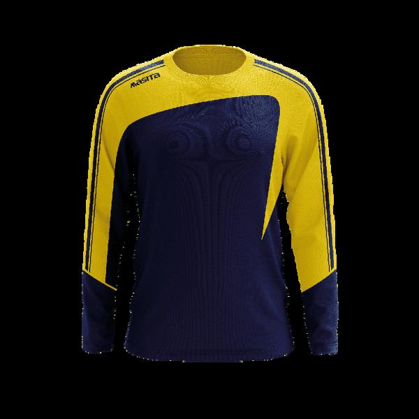 Masita Forza Collection Sweater Gelb Marine