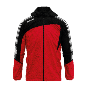 Masita Forza Collection Windjacke Schwarz Rot