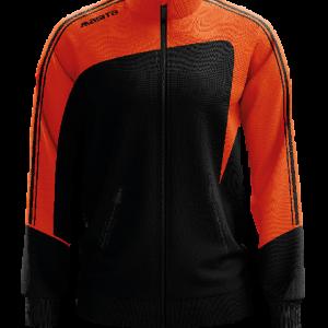 Forza_trainingjacke Gents_Orange-Schwarz
