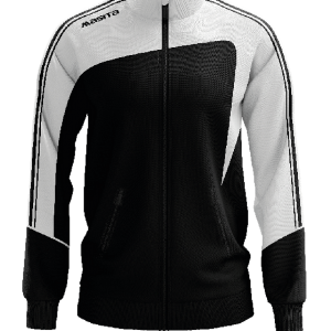 Masita Forza Collection Trainingjacke Gents Weiss Schwarz