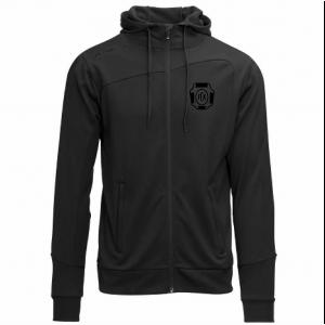 Hooded Jacket FC Kielen _Schwarz
