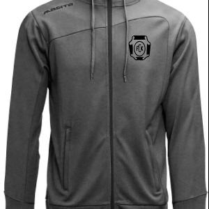 Hooded Jacket FC Kielen _grau